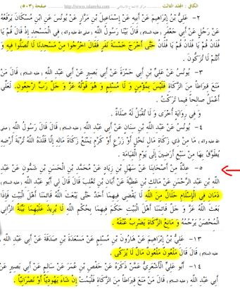 Part 1:The Imams from Ahlebayt whom Shia consider to be